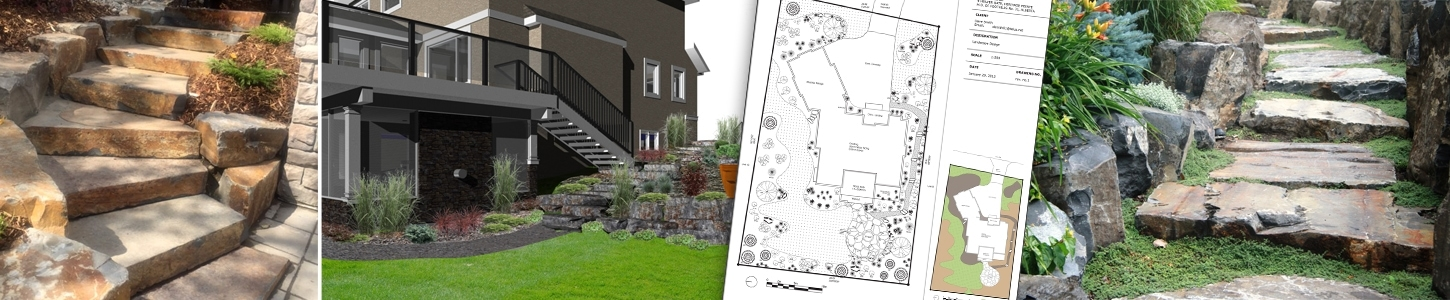 countryside landscaping pathways and stairs landscaping